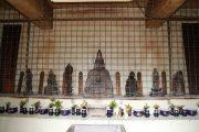 七体の仏像