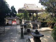 屋部寺の鐘撞堂