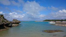 アマミチュー付近の海