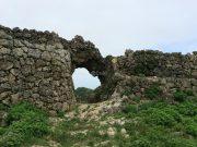 主郭の城門