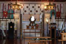 護国神社の社殿