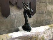 龍の手水舎
