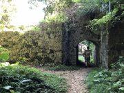 アーチのトンネル