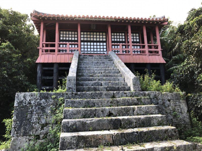 末吉宮社殿